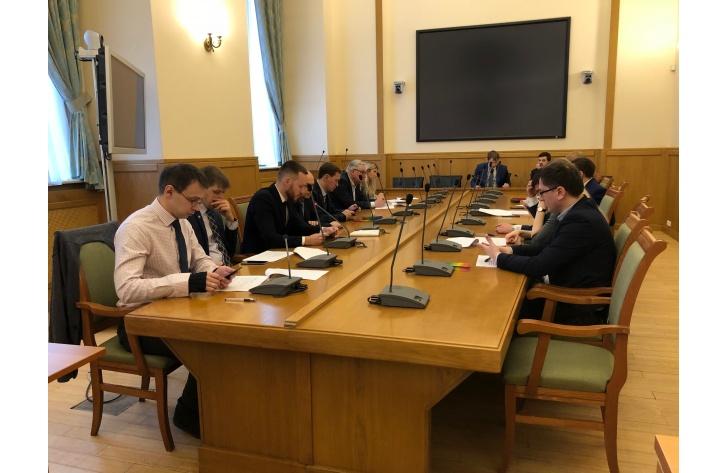 В Минобрнауки России обсудили промежуточные результаты разработки цифровой платформы интеллектуальной собственности ведущих университетов