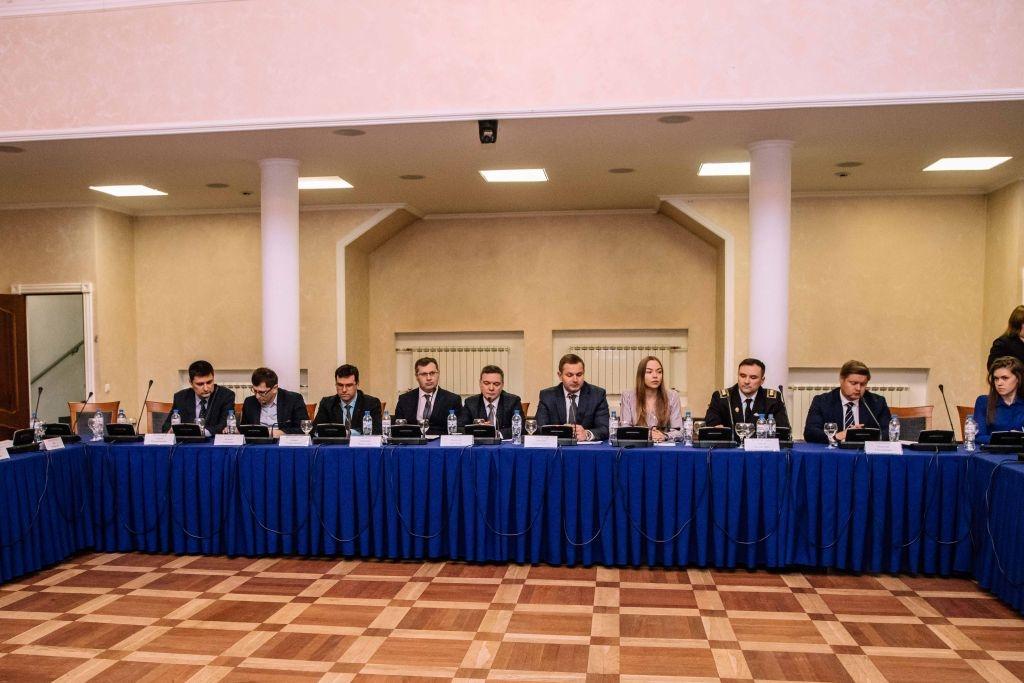 Заседание рабочей группы по реализации Стратегии научно-технического развития Российской Федерации