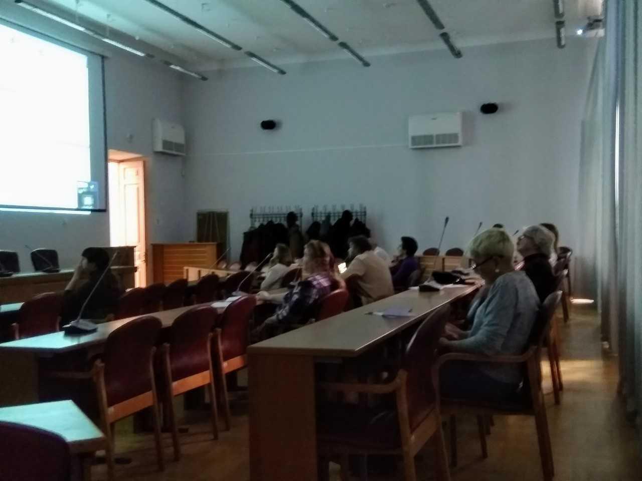 Тематическая встреча «Проведение патентного поиска с помощью БД ВОИС Patentscope»
