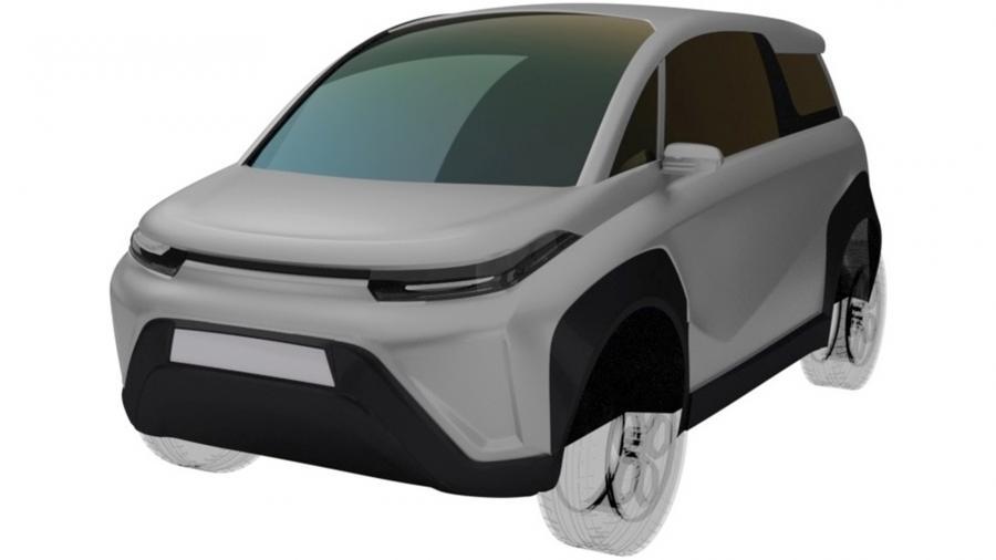 Новый электромобиль Политеха заметили в новостях